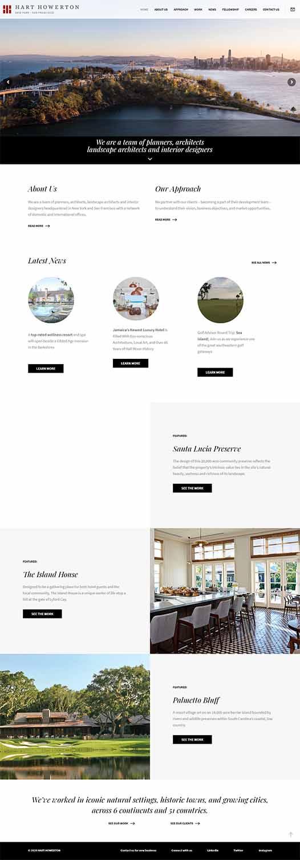 مزایای طراحی سایت معماری