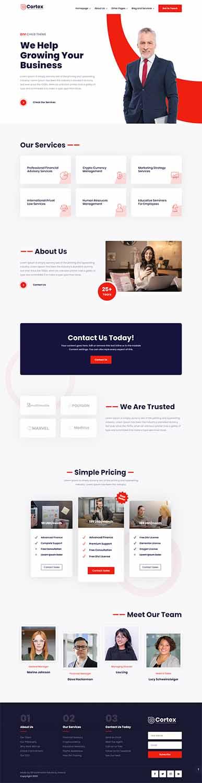 هزینه طراحی سایت بازرگانی
