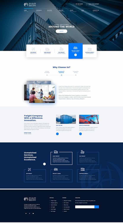 مزایای طراحی سایت بازرگانی در مشهد