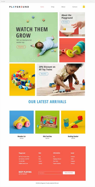 مزایای طراحی سایت کودکان در مشهد