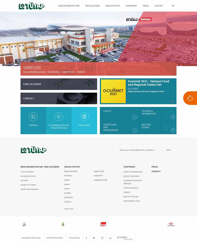 مزایای طراحی سایت نمایشگاهی در مشهد