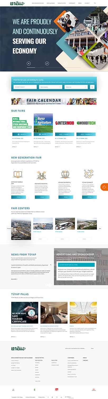 مزایای طراحی سایت نمایشگاهی