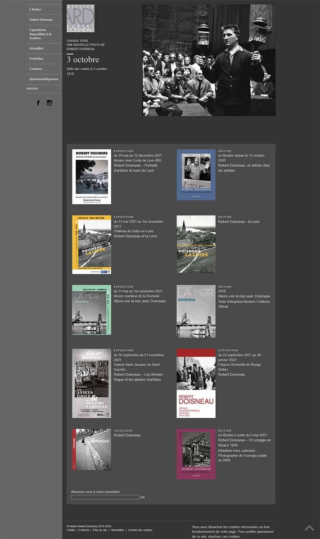 هزینه طراحی سایت آتلیه عکاسی در مشهد