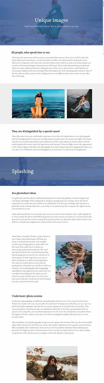 مزایای طراحی سایت آتلیه عکاسی در مشهد