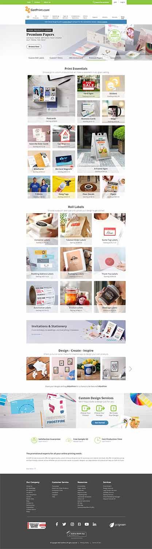 مزایای طراحی سایت چاپ و تبلیغات