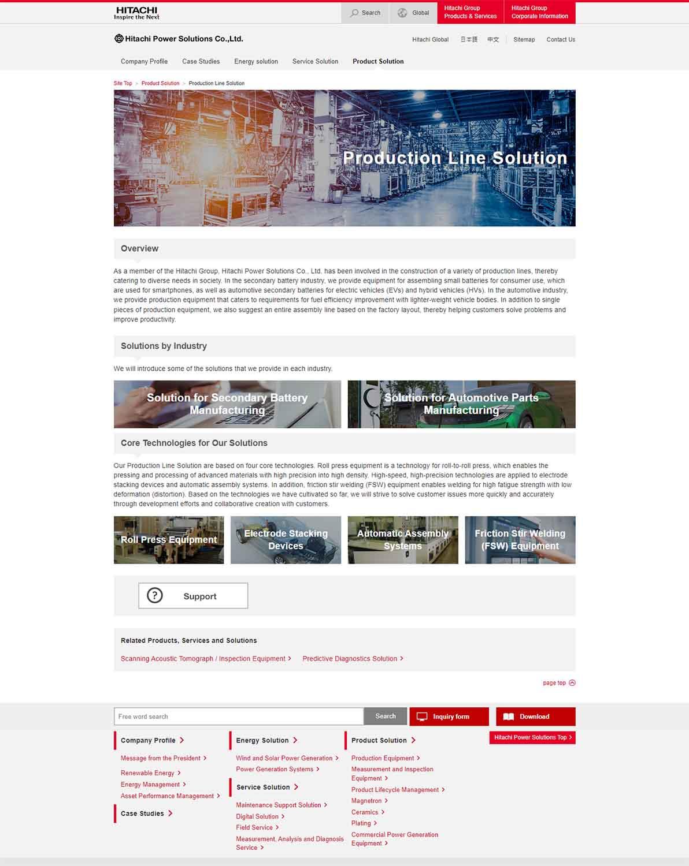 مزایای طراحی سایت خط تولید در مشهد