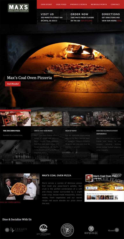 مزایای طراحی سایت رستوران در مشهد