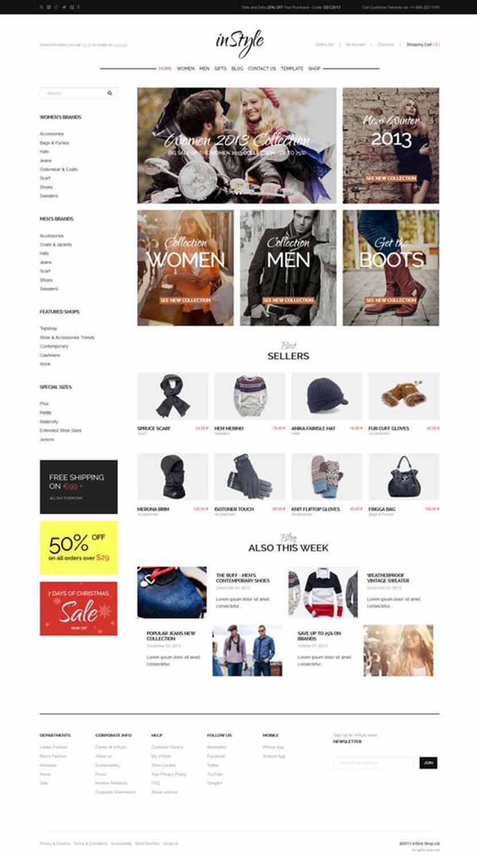 مزایای طراحی سایت مراکز خرید در مشهد