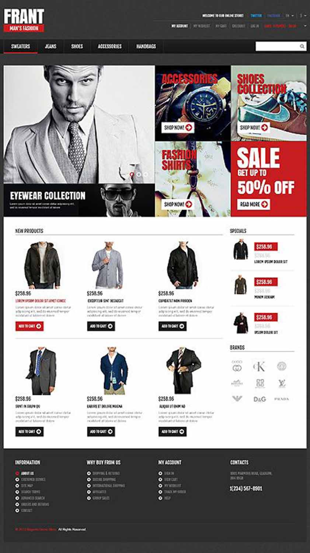 مزایای طراحی سایت مراکز خرید