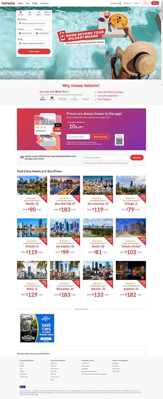 هزینه طراحی سایت آژانس مسافرتی