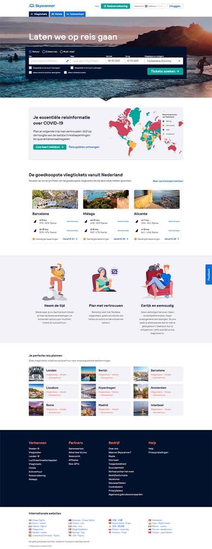 مزایای طراحی سایت آژانس مسافرتی در مشهد